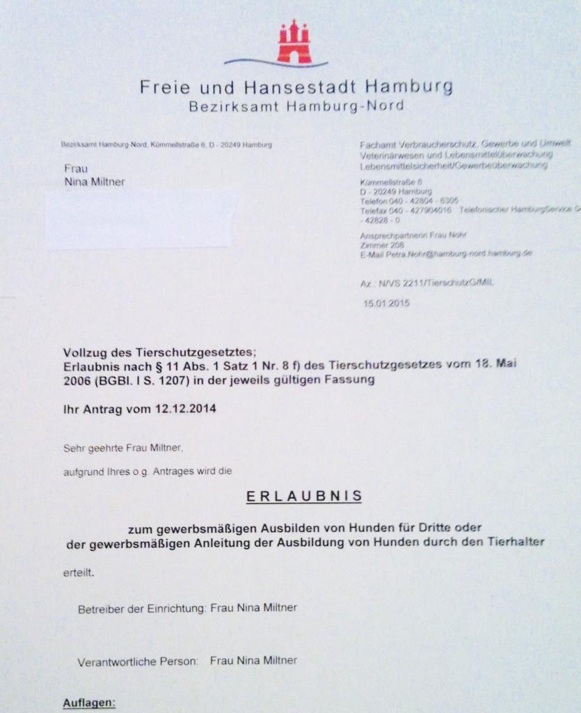 Zertifizierung in Hamburg