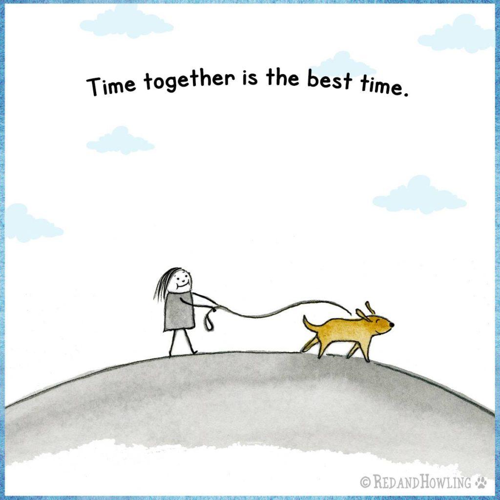 Dog-Life-Balance | Im Gleichgewicht mit Hund